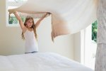 Bedroom chores for kids by age.