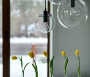 Cleaning tips for lighting fixtures