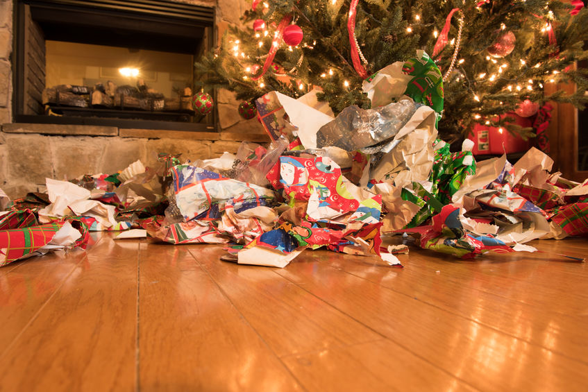 Eco friendly holiday cleaning tips