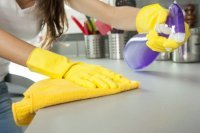 A House cleaning schedule that works in less time.