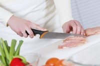 Kitchen food safety tips
