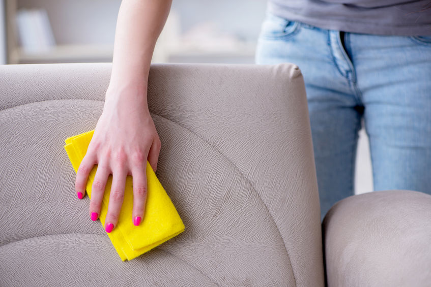 Spring cleaning shortcuts to save time