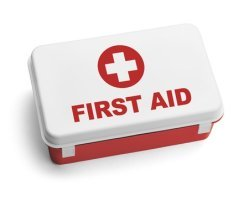 How to create a car first aid kit.