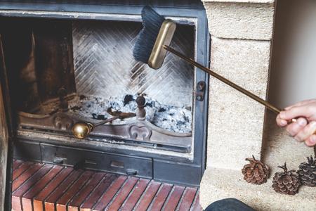 Fireplace maintenance tips.