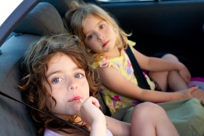 8 car rules for kids.