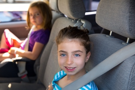 8 carpool rules for kids.