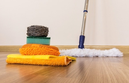 Allergy relief home cleaning tips.