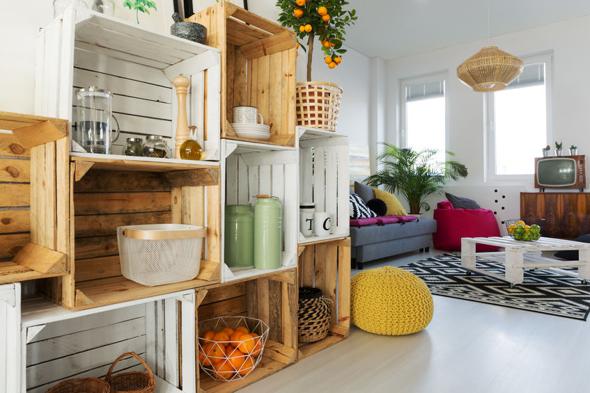 Tips for a Clutter Free Living Room