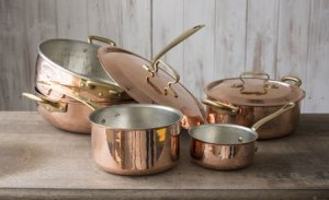 4 ways to clean copper cookware