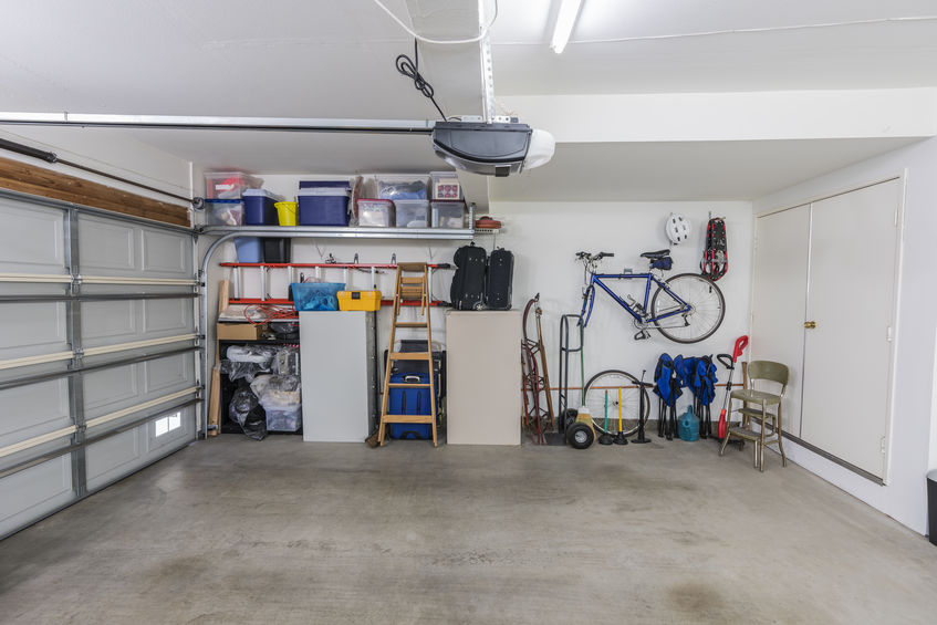 Garage storage tips for setting up your space.