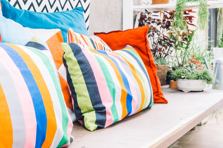 How to clean patio furniture in your backyard.