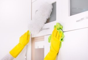 Clockwise cleaning is one of the most effective cleaning strategies