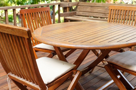 Fall patio furniture cleaning tips.