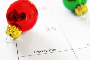 How to organize holiday life.
