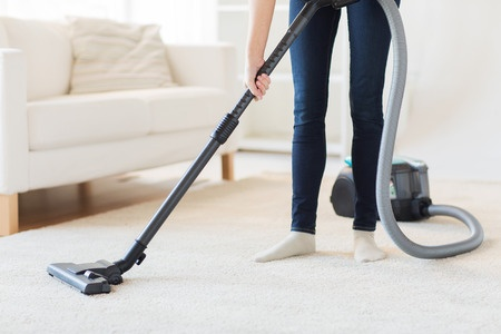 Carpet care tips for families.