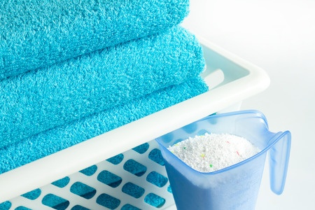 How to wash towels so they last.