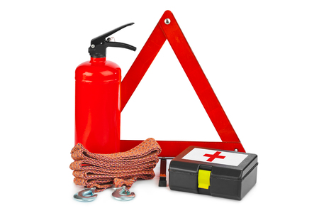 Car first aid kit essentials