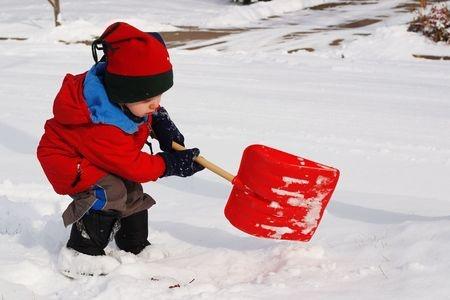 Kids chores seasonally by age.