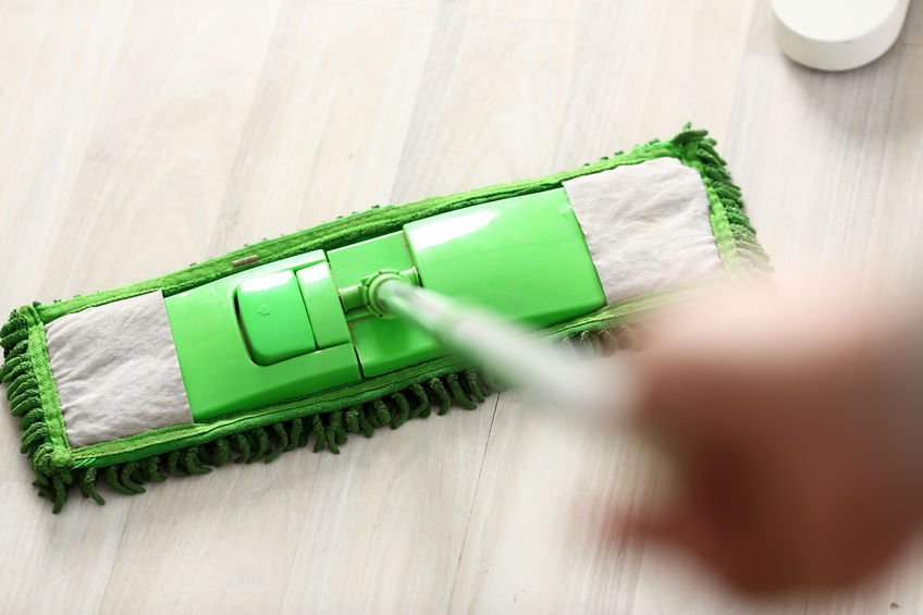 Tips for cleaning linoleum floors