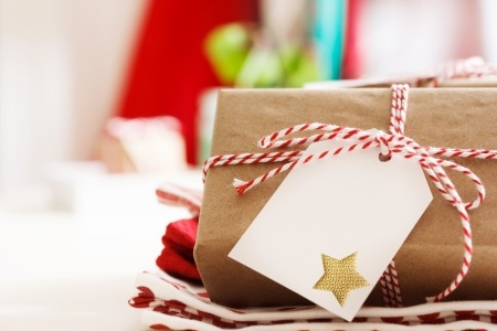 Environment friendly gift wrap ideas.