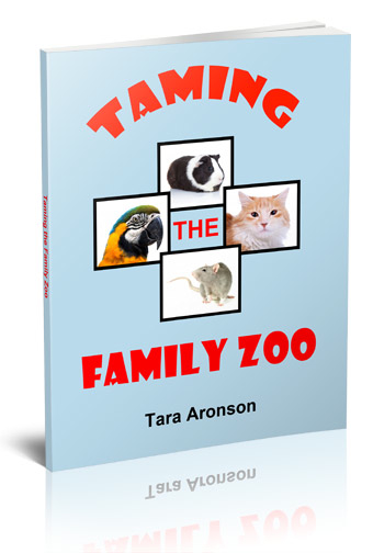 Taming the Family Zoo E-book by Tara Aronson.