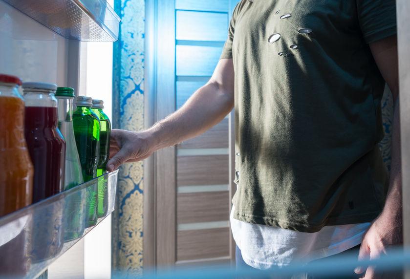 To prevent fridge odor store foods inside correctly.