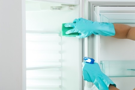 4 tips for removing fridge smells.