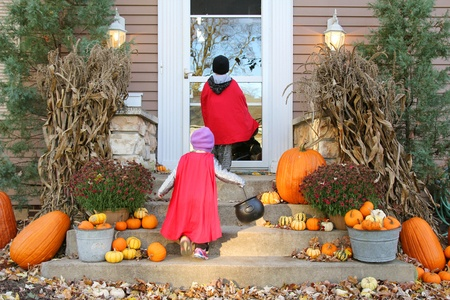 9 Halloween costume safety tips for kids.