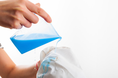 5 homemade laundry stain removers that work