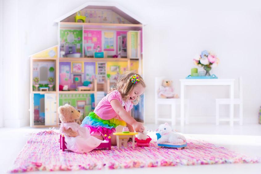 Bedroom ideas for preschoolers