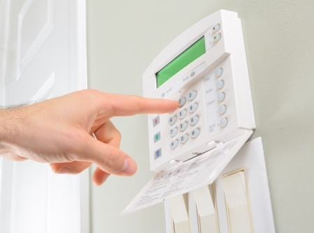8 home security tips to prevent intruders.